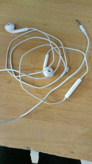 美斯捷 手机耳机入耳式线控带麦重低音 适用于 苹果6/6s/iphone6/6s plus 晒单图
