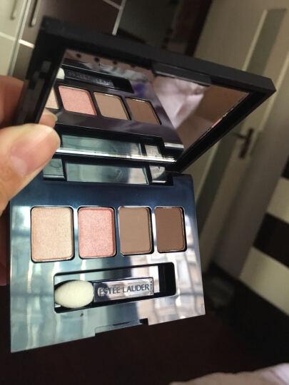 雅诗兰黛(Estee Lauder) 眼影盘 带镜带刷 彩妆盘 旅行装4色眼影 17年款大地裸色 晒单图