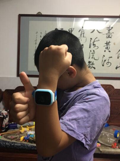 小天才电话手表Y02 防水版 紫色 儿童智能手表360度安全防护防水 学生定位手机 儿童电话手表 儿童手机  女孩 晒单图