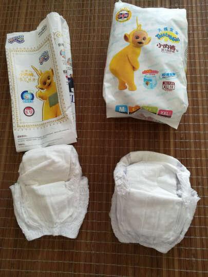 天线宝宝 优乐绵吸  婴儿拉拉裤 成长裤 男女儿童通用 L/XL12片 XL码 晒单图