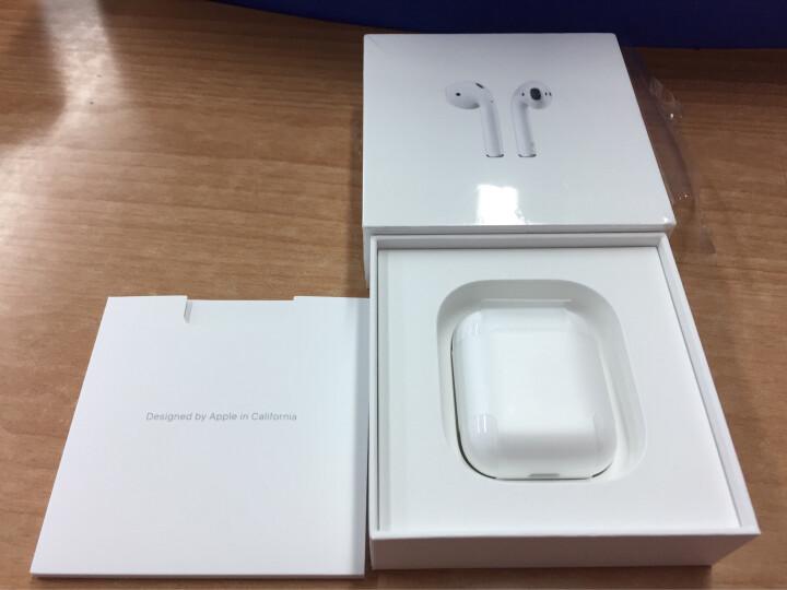 Apple 采用闪电接头的 EarPods 耳机/适用于iPhone7/8/X 晒单图