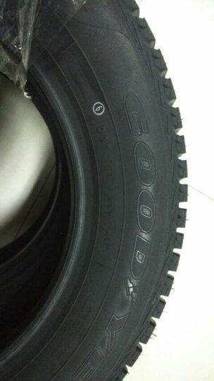 固特异冬季冰雪地轮胎UG ICE+ 205/55R16  91T 17年 晒单图