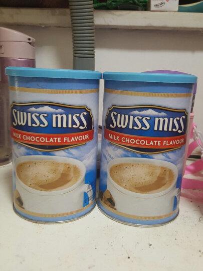 京东海外直采 美国进口 Swiss Miss瑞士小姐 牛奶巧克力冲饮粉 737g 晒单图