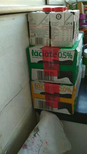 波兰进口 兰雀(Laciate)高温灭菌半脱脂牛奶 0.5L*8盒 晒单图