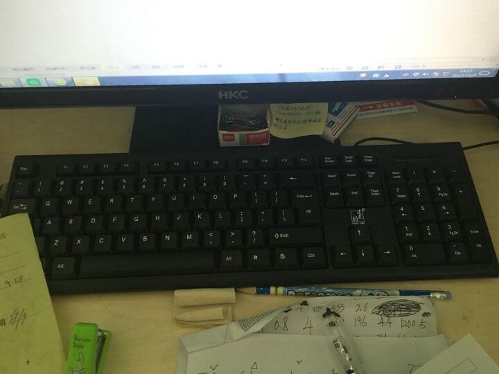 梵泰(FOTEN) A6-7400K/华硕主板/办公税控台式电脑主机套装 单主机套餐 双核+4G内存+120G固态硬盘+DVD 晒单图