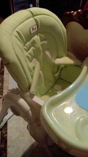迪士尼(Disney)米奇儿童硅胶防滑餐垫 宝宝魔术吸盘碗垫 婴幼儿吸盘防翻餐垫(纯真蓝) 晒单图