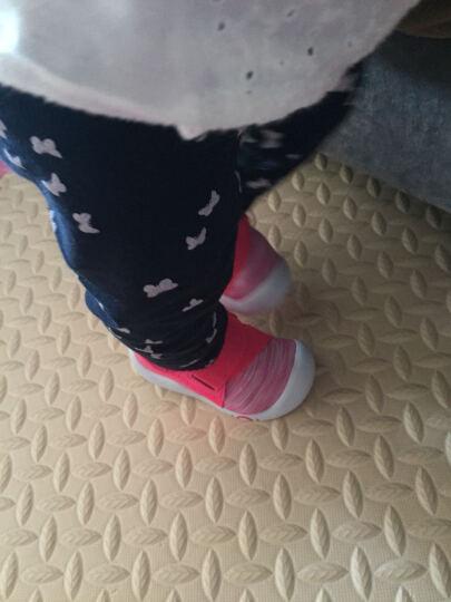 好孩子(gb) 好孩子童鞋男童鞋机能鞋学步鞋宝宝鞋女童鞋软底儿童运动鞋 枚红色 21码/适合脚长12.3cm左右/鞋内长130 晒单图