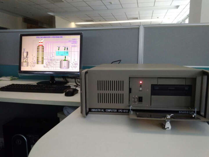 控端(adipcom)工控机IPC-610研华主板i3/i5/i7工业电脑 SIMB-A21/i5-2500四核3.3GHZ 8G内存/256 SSD硬盘 晒单图