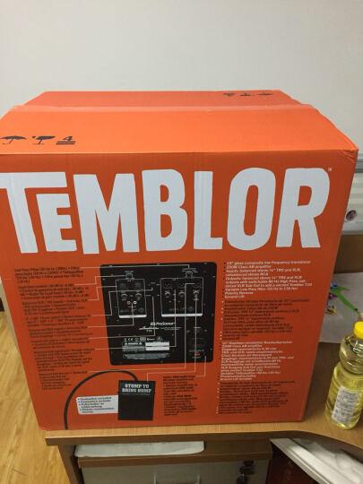 PRESONUS PreSonus T8/Temblor T10 有源音箱 大功率低音炮 晒单图