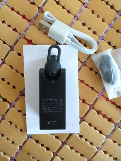 小米(MI)小米蓝牙耳机青春版套装 黑色 挂耳式无线运动 通用耳塞 晒单图