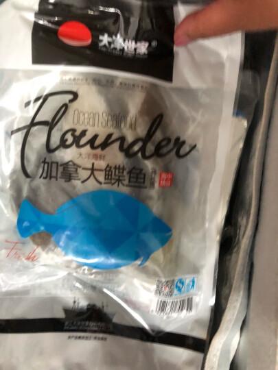 蓝雪 冷冻越南巴沙鱼柳 ASC认证 600g 3片 袋装 海鲜水产 晒单图