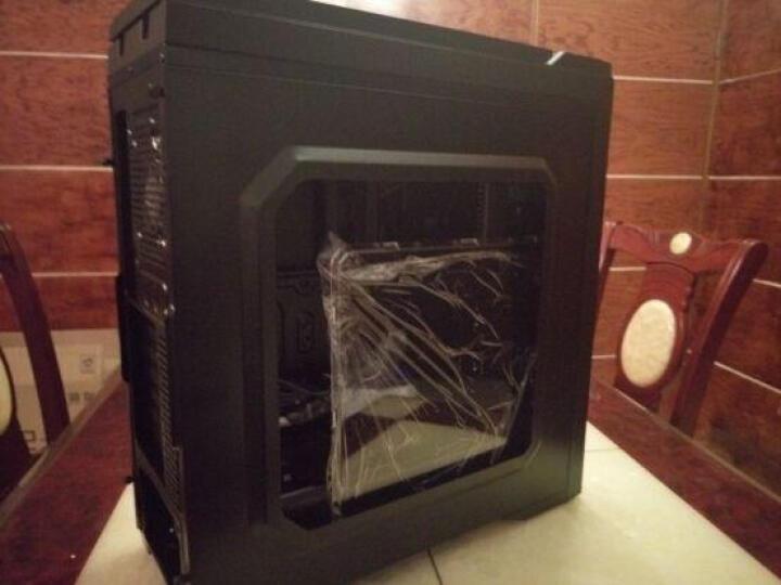 九州风神(DEEPCOOL)玄冰400 CPU散热器机箱套装(ATX机箱/支持SSD/台式机散热) 晒单图