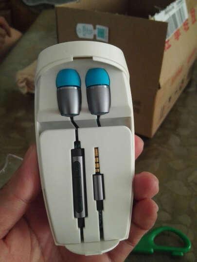 荣耀耳机原装手机华为mate9/p10plus nova2s8x9iv9play畅享8e玩7c青春版 荣耀引擎耳机Am12plus 灰色 晒单图