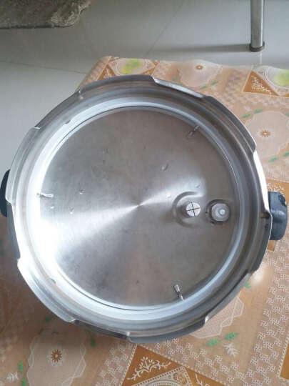 嘉顺(JSH) 美的电压力锅密封圈电高压锅皮圈5L胶圈电压锅类配件硅胶 晒单图