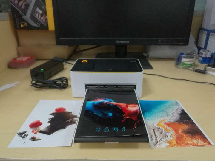 柯达PD-450/480手机无线照片打印机 手机打印机 相片打印机家用 照片打印 套餐一(苹果接口只能苹果系统使用) 晒单图