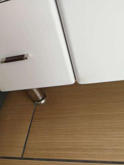 乐优家(LEYOUJIA) 不锈钢柜脚可调节橱柜脚茶几沙发脚床脚家具脚支撑脚桌腿 柜脚杯型5288 12cm 晒单图