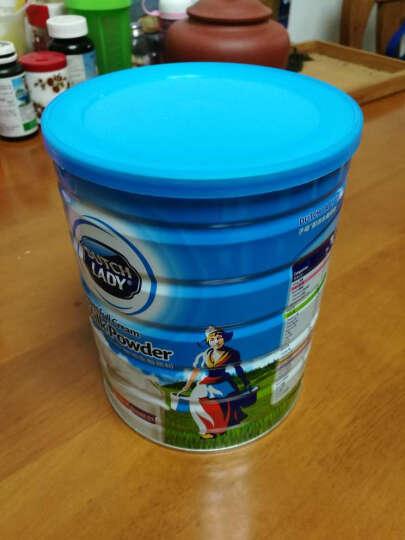 荷兰dutch lady子母奶粉即溶全脂奶粉学生成人 适合36个月以上服用 营养奶粉900G【19年5月左右到期】 晒单图