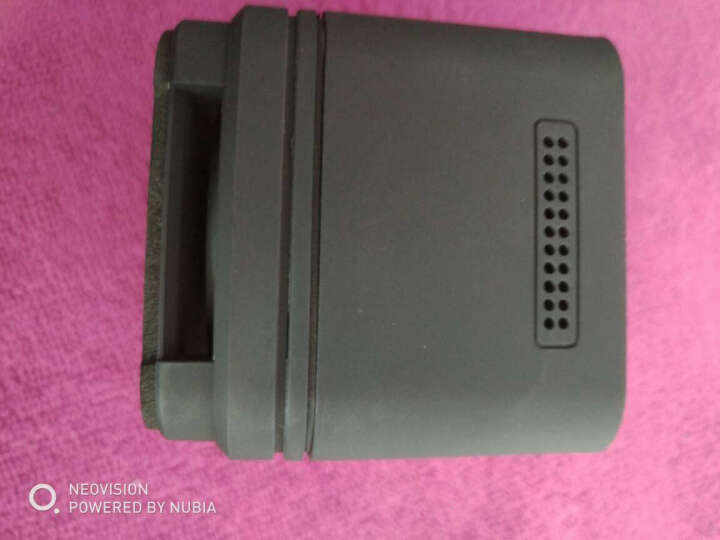 飞锐(FREE.D)蓝牙音箱无线插卡便携式重低音炮迷你小音响笔记本电脑手机车载音箱 高贵金 晒单图