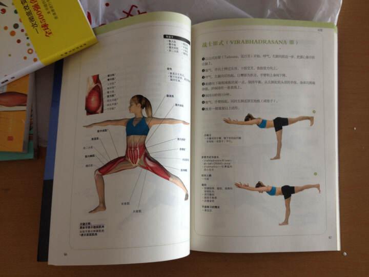 三维图解:和谐瑜伽书 晒单图