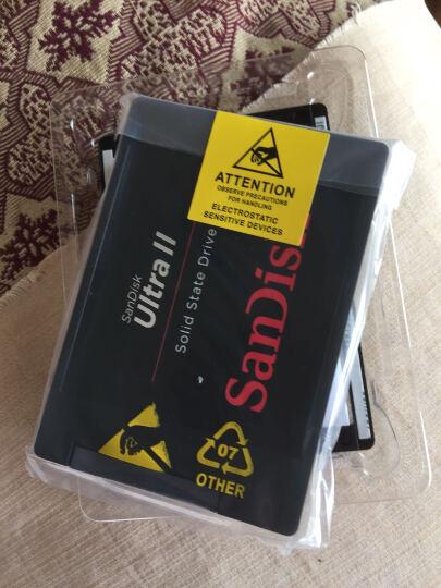闪迪(SanDisk) 至尊高速版-II代 240G 固态硬盘 晒单图