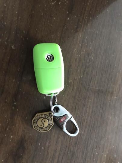 卡弗恩专用于上汽大众新帕萨特途观途安朗逸朗行polo汽车硅胶钥匙包车用钥匙扣内饰改装 芭比粉丨买2送1丶单个价丨 晒单图