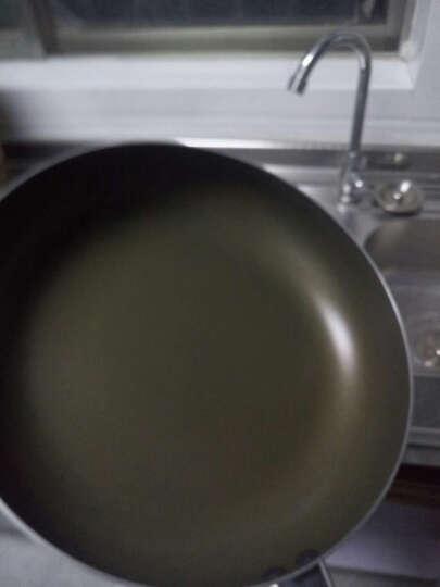 苏泊尔supor 套装锅厨房锅具炒锅不粘煎锅两件套TP1518E 晒单图
