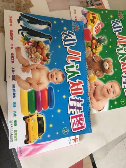 阳光宝贝 0-18个月初生婴儿视觉激发卡(套装2盒)彩色黑白卡 宝宝视觉训练早教卡 晒单图
