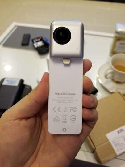 Insta360 Air 360度VR全景相机高清数码相机全景直播拍摄像头自拍旅游美颜智能安卓手机镜头【白色Type-C】 晒单图