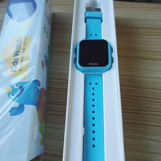 KIDO F2 儿童智能电话手360度安全防护 4G全网通 智能儿童电话手表 蓝色 晒单图
