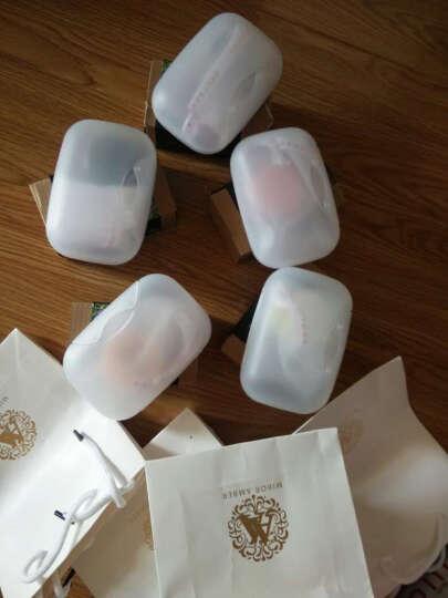 蜜品(MIPIN) 进口琥珀手工皂 男女祛痘控油玫瑰精油洗脸洁面皂 红玫瑰 晒单图