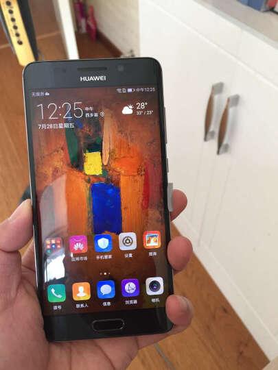 华为 Mate 9 Pro 4GB+64GB版 银钻灰 移动联通电信4G手机 双卡双待 晒单图