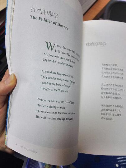 叶芝抒情诗选:当你老了(英汉对译解读版 插画纪念) 晒单图
