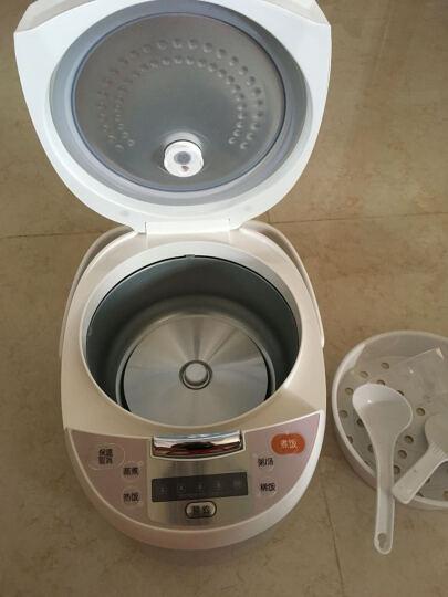 苏泊尔(SUPOR)电饭煲 电饭锅 4L容量 黄晶内胆金属机身CFXB40FD8141-86 晒单图