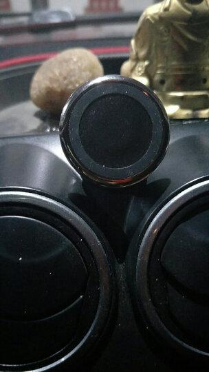 松源丰 手机支架车载支架磁铁汽转车导航仪表台车上强磁力磁吸车用磁性车内手机座可旋 玫瑰金+收纳袋 晒单图