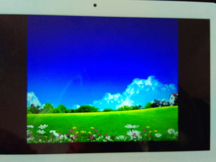 艾电尼 平板电脑八核10.1英寸IPS高清屏安卓4G通话手机二合一 太空银(32G) 官方标配 晒单图