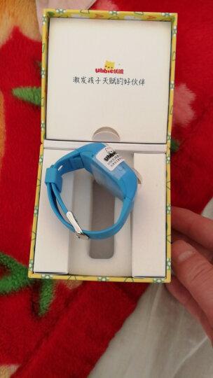 优彼(ubbie) ubbie优彼电话手表 语音智慧星优比手表 儿童定位安全智能手表 升级款-蓝色手表 晒单图