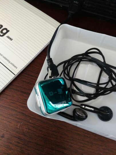 飞利浦(PHILIPS)SA2208运动跑步MP3播放器 HIFI无损音乐有屏迷你随身听 SA2208粉红色 晒单图