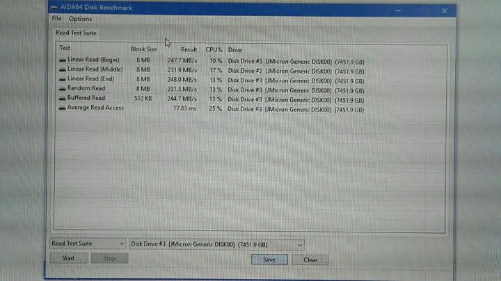 奥睿科(ORICO)3.5英寸硬盘柜USB3.0 多盘位硬盘盒SATA串口台式机硬盘存储外置盒 四盘位磁吸式 NS400U3 晒单图