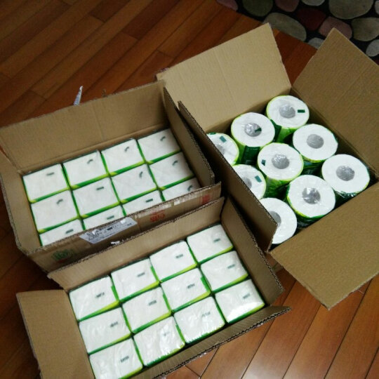 心相印抽纸 面巾纸 茶语系列 软抽3层150抽*24包(中规格)精选(整箱售卖/两款包装随机发货) 晒单图
