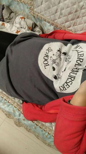 佳玬孕妇装2018夏装纯棉孕妇裙碎花三件套孕妇连衣裙孕妇套装孕妇裤孕妇打底裤托腹裤套装 1号色T恤吊带+短裤三件套 XXL 晒单图