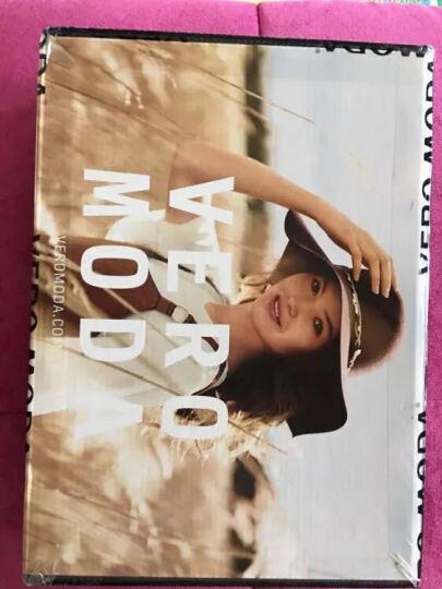 VEROMODA Vero Moda2017夏季新品个性烫金字母围裙|317299575 C19季浅粉色 均码 晒单图
