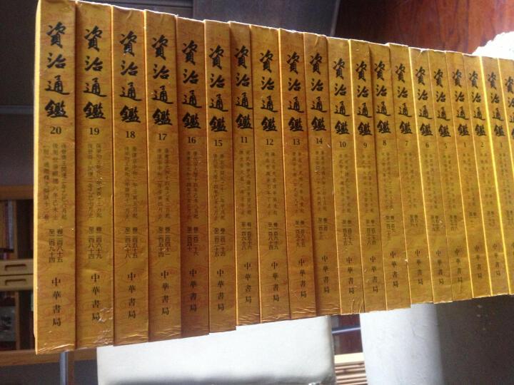 续资治通鉴长编(套装共20册)(竖排版) 晒单图