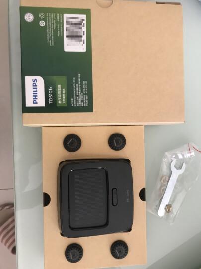 新品发布 飞利浦(PHILIPS)太阳能胎压监测系统TD5101内置外置 无线安装 胎压计 2017新款 TD5101x外置 晒单图