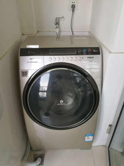 三洋(SANYO)DG-L7533BHC 7.5kg烘干滚筒 全自动 空气洗变频洗衣机 晒单图