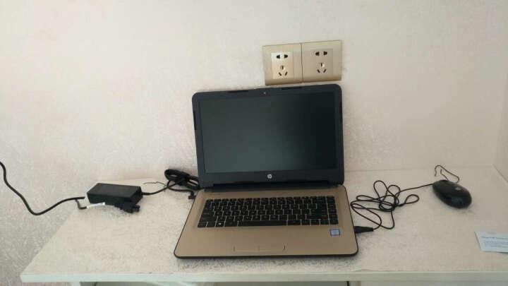 惠普(HP)HP346 G4 1PN06PA 14英寸商务笔记本(i5-6200U 4G DDR4 7200转500G 2G独显 Win10) 晒单图