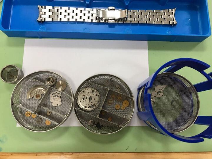 【JD认证手表维修商】手表售后维修保养机芯服务更换电池表冠玻璃皮带钢带表针表盘 完全服务-人工动能自动表 晒单图