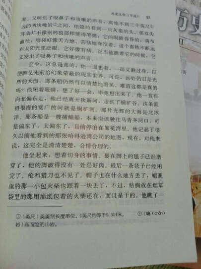 9九年级上下册语文书课本教材教科书人教版2本初中初三语文九上下学期语文九年级上册下册(黑白版) 晒单图