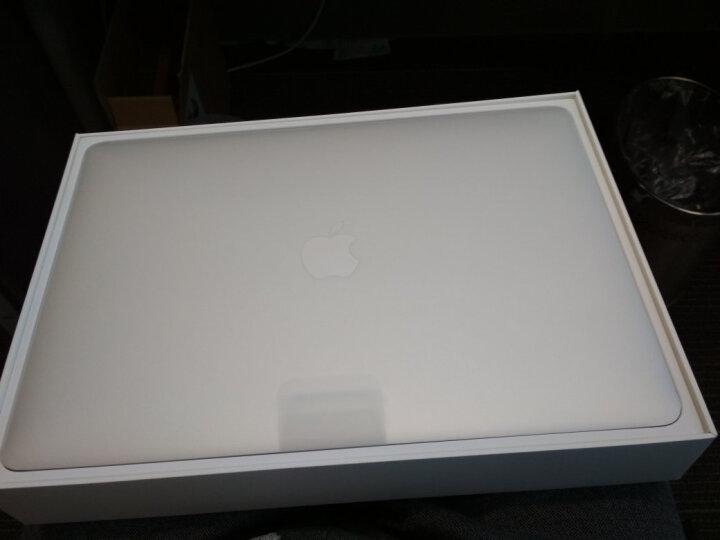Apple MacBook Pro 13.3英寸笔记本电脑 银色(2017款Core i5处理器/8GB内存/128GB硬盘 MPXR2CH/A) 晒单图