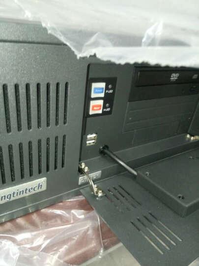 Dongtintech 东田工控主机IPC-510M研华G41主板 支持XP 2个pci槽单网6串口 白G41/单网 Q9300/8G/2T/DVD/300W/WIN7 晒单图
