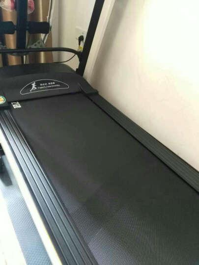 亿健(YIJIAN)跑步机 家用静音折叠健身器材 2018电动坡度升级款K980【欧盟认证】 14.1吋WiFi彩屏单功能 晒单图